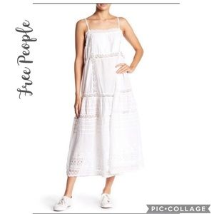 NWT Free People This Is It Slip Dress